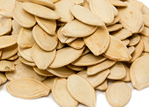 Piping Rock Pumpkin Seeds Roasted Unsalted, in Shell
